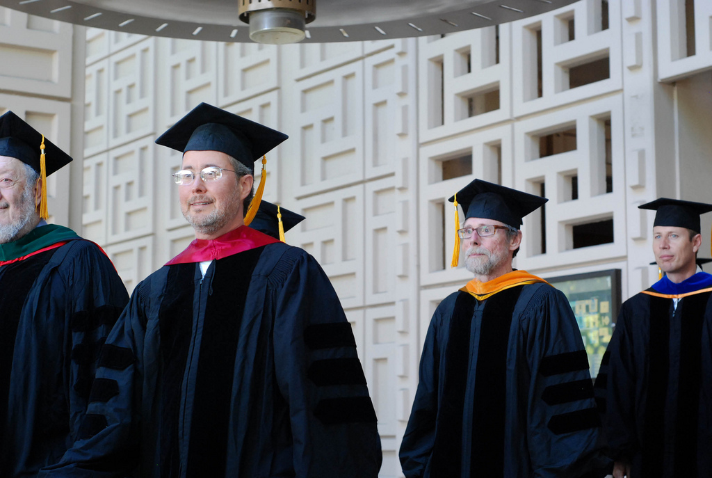 Ben Barres, MD, PhD. 2010 Stanford School of Medicine Commencement @ Stanford