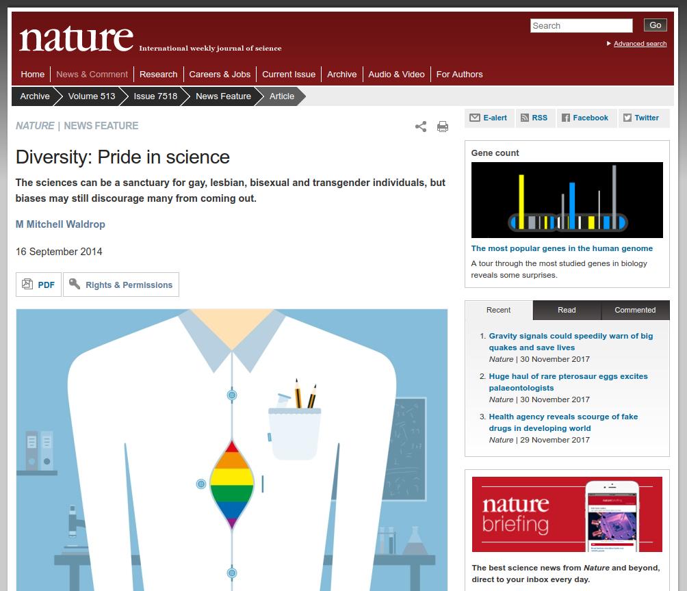 Opiniones sobre la discriminacion homosexual advance