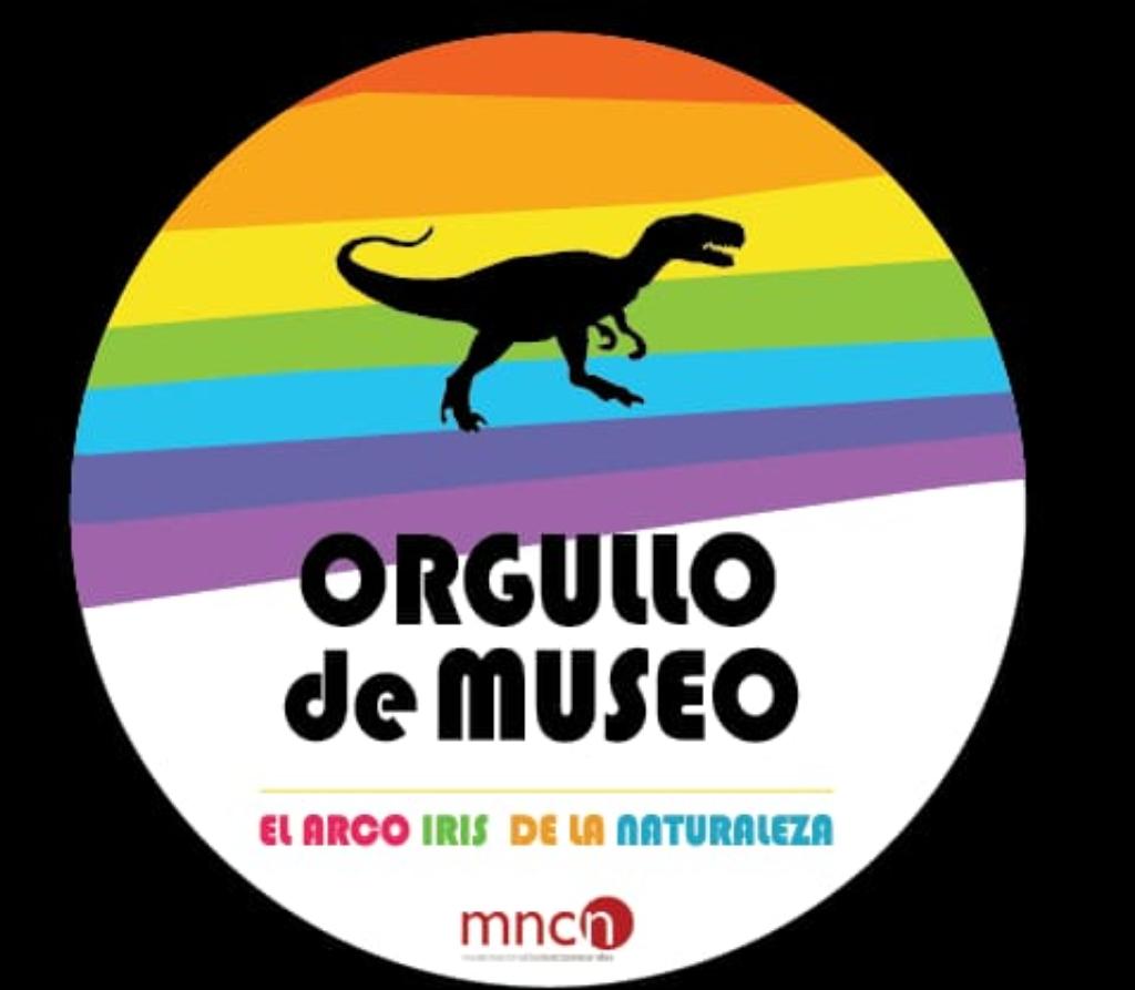 ORGULLO DE MUSEO - MNCN junio 2018