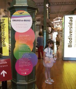ORGULLO DE MUSEO