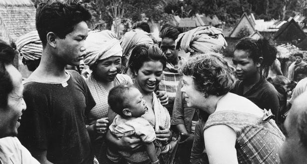 Margaret Mead 1901 1978 Antropóloga Lgtbiq Ciencia Lgtbiq