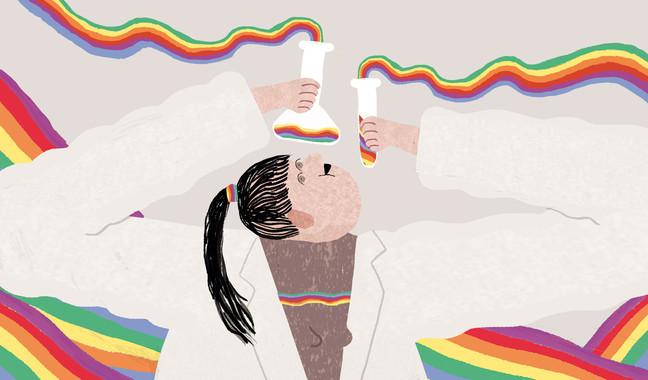 El Día del Orgullo en STEM es el 5 de julio. / Cinta Arribas Agencia SINC.